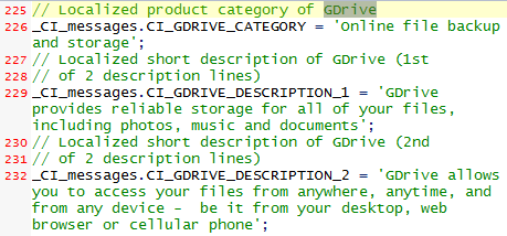 GDrive Pada JS