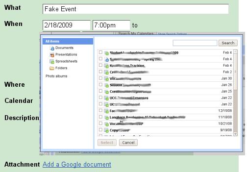 Masukkan Fail Ke Dalam Google Calender
