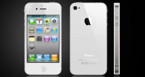 iPhone4 Putih