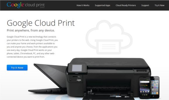 Google Akan Menutup Ciri Cloud Print Pada 1 Januari 2021