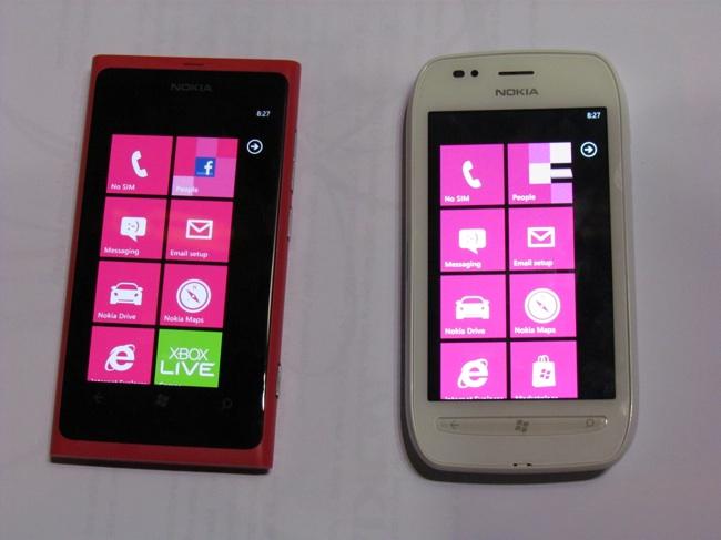 Namun, dengan pengenalan Nokia Lumia, Microsoft turut sama membawakan