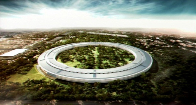 Apple Campus Baru