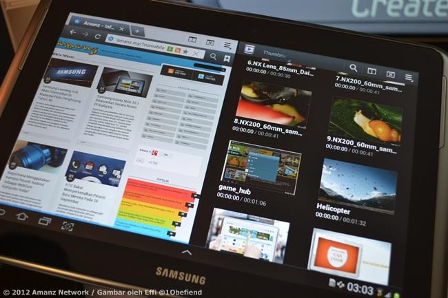 Samsung Bakal Memperkenalkan Android 4.1 Untuk Galaxy Note 10.1 Bersama Premium Suite
