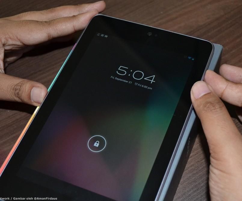 Android 4.2 Untuk Nexus 7 Sedia Dimuat-Turun Secara Manual