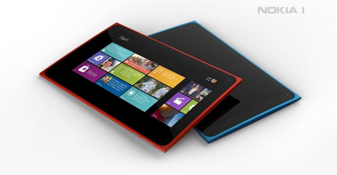 Gambar Hiasan : Tablet Nokia