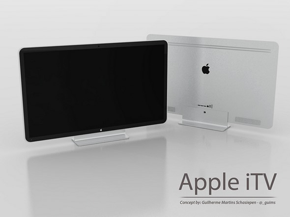 Konsep Apple iTV