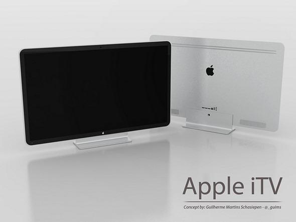 Konsep Apple iTV