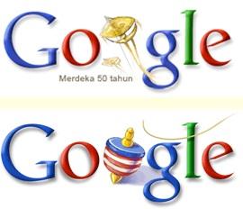 Doodle Merdeka