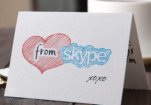 Skype With Love