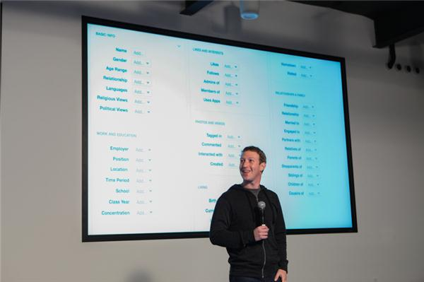 Facebook - Graph Search