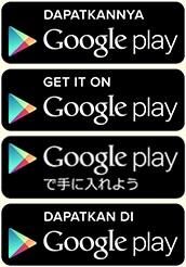 Lencana Google Play