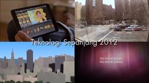 Teknologi Sepanjang 2012