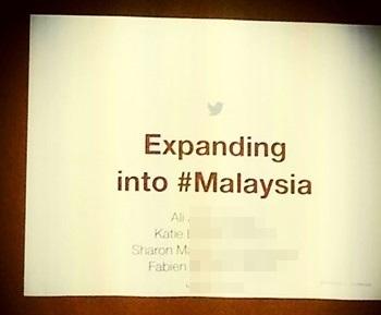 Twitter Malaysia