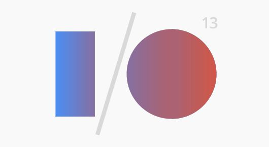 Google I./O 2013