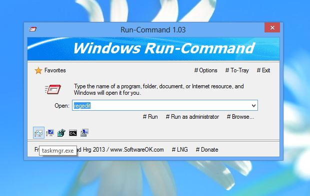 Run-Command Windows