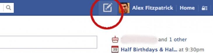 Facebook Quick Post