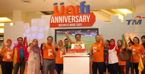 UniFi 3 Tahun