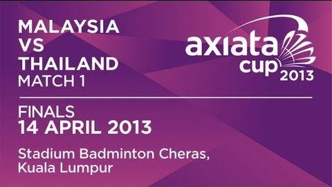 Axiata Cup - Final