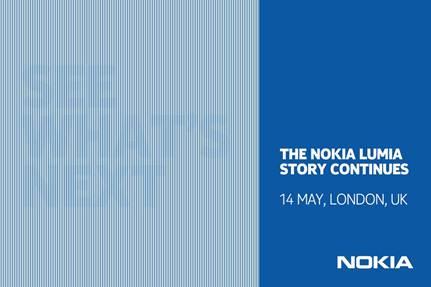 Nokia Lumia - London