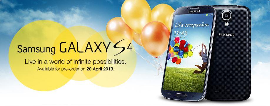 Samsung Galaxy S4 - DiGI