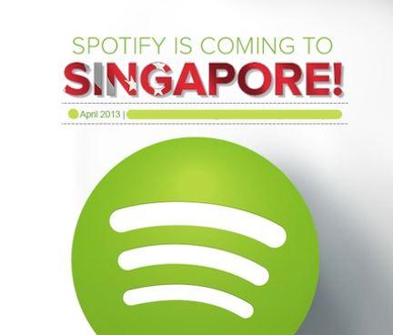 Spotify Singapura