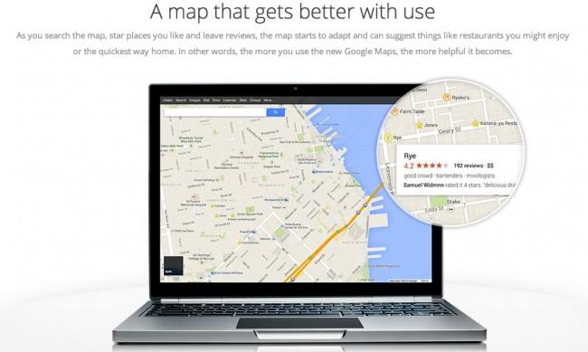 Google Maps Baru