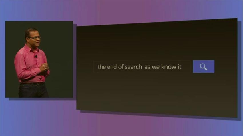 Google Search - IO 2013