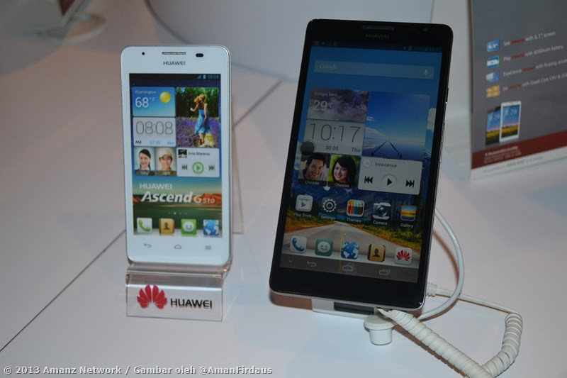 Huawei Ascend