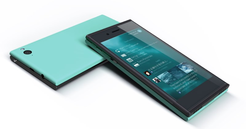 Jolla Sailfish OS