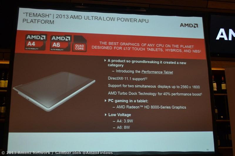 AMD Richland Malaysia