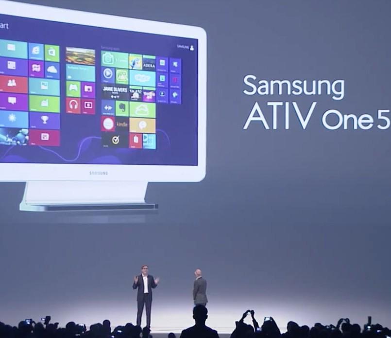 Samsung Mengumumkan ATIV One 5 Style