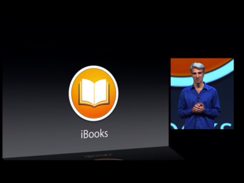 Apple iBooks - OS X