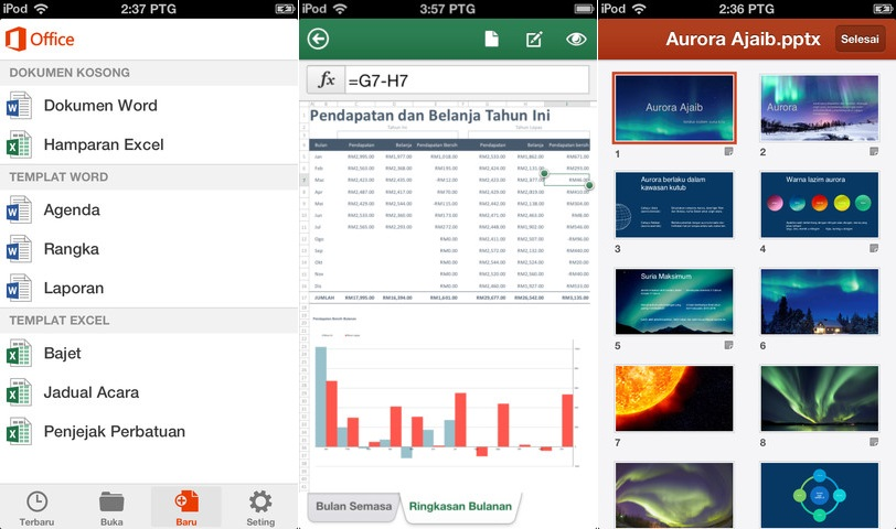 Office Mobile - iOS