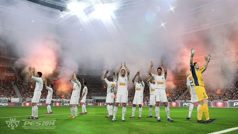 ProEvolution Soccer 2014
