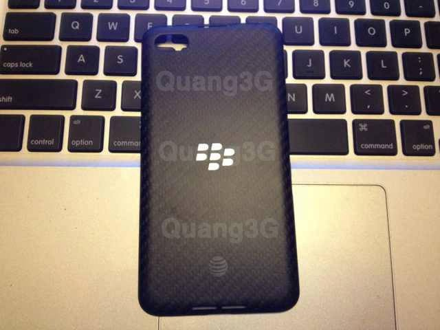 BlackBerry A10