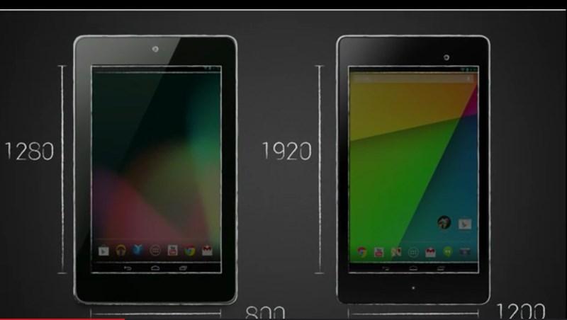 Nexus 7 Baru