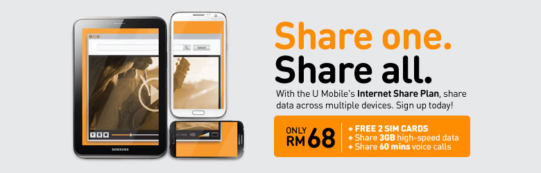 UMobile Share
