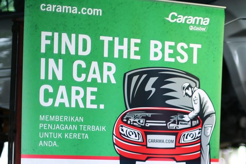 Castrol Melancarkan CARAMA Secara Rasmi Untuk Pengguna Malaysia