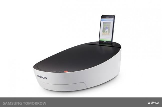 Samsung Printer - Wave