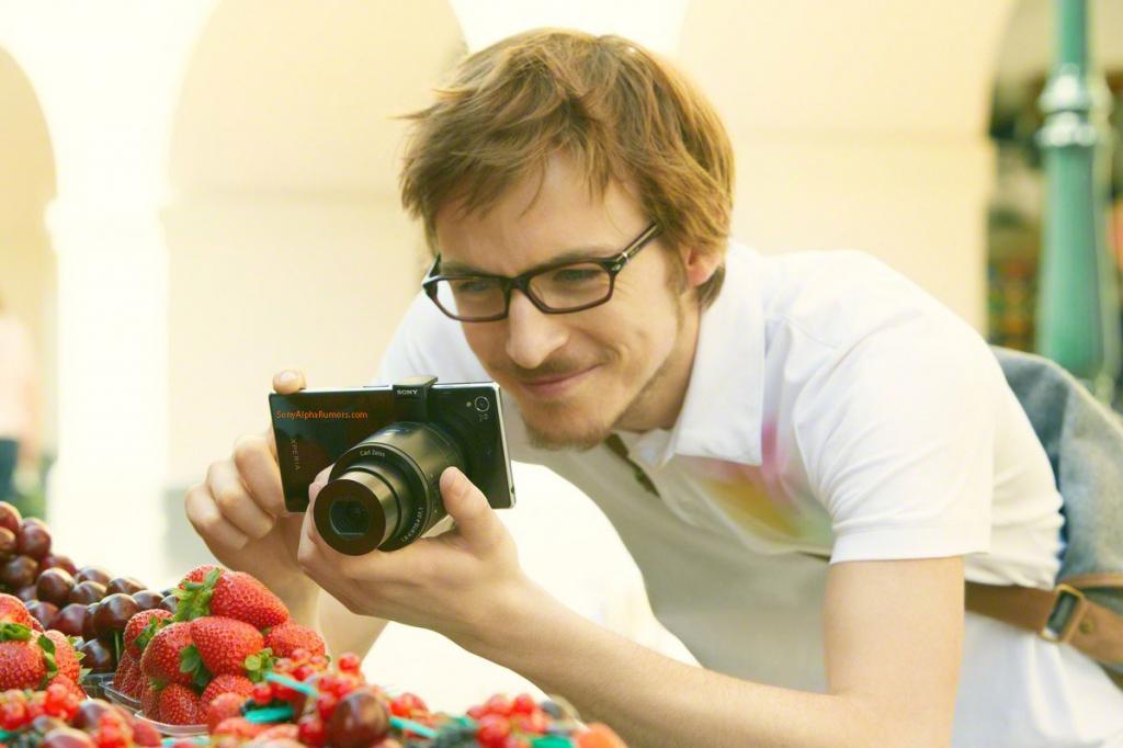 Sony Lensa-Kamera
