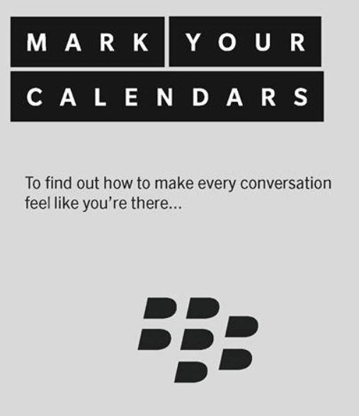BlackBerry Malaysia Invite