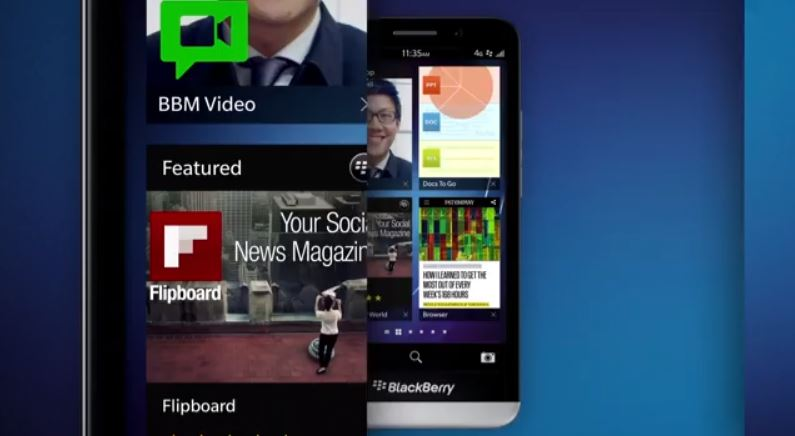 Flipboard BlackBerry 10