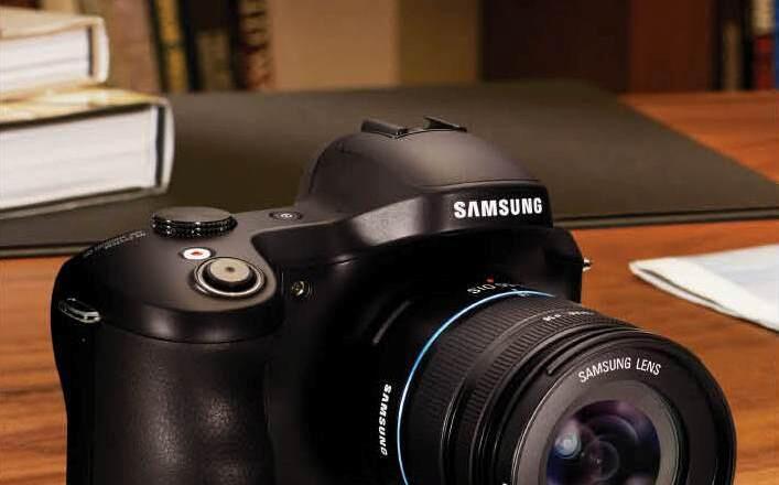 Samsung Galaxy NX Dengan Sokongan Lensa-Boleh-Ubah Berharga RM4199 Di Malaysia