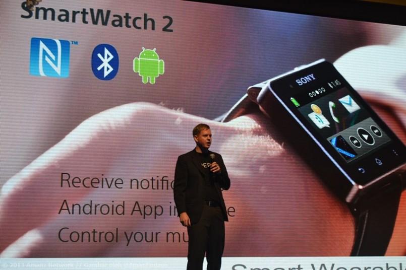 Sony SmartWatch 2 Akan Hadir Ke Pasaran Malaysia Pada Pertengahan Oktober