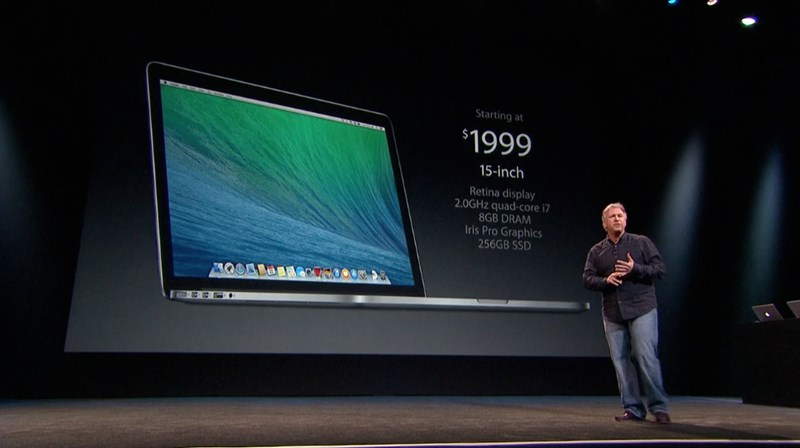 Apple Event - Macbook