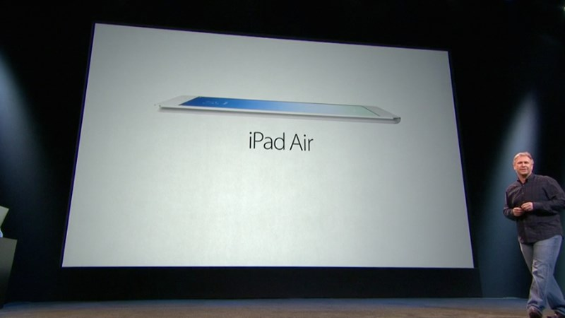 Apple Event - iPad Air