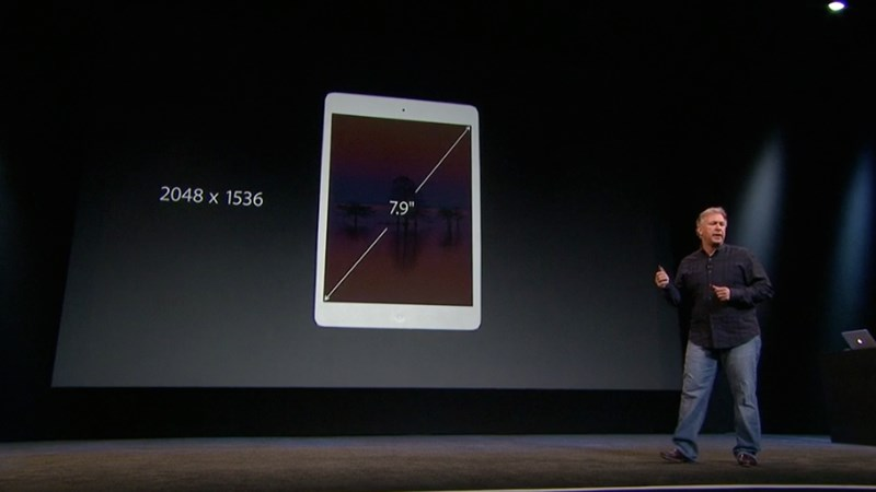 Apple Event - iPad Mini 2