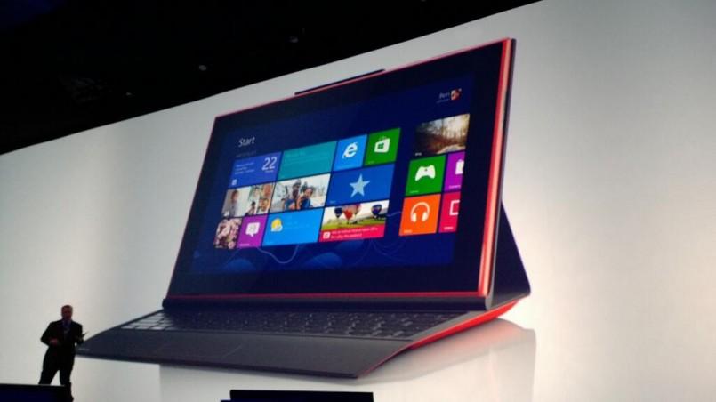 Nokia Hadir Dengan Tablet Windows RT – Lumia 2520