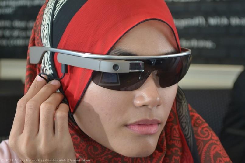 Google Glass Generasi Baru Dikatakan Mungkin Menggunakan Cip Intel Atom