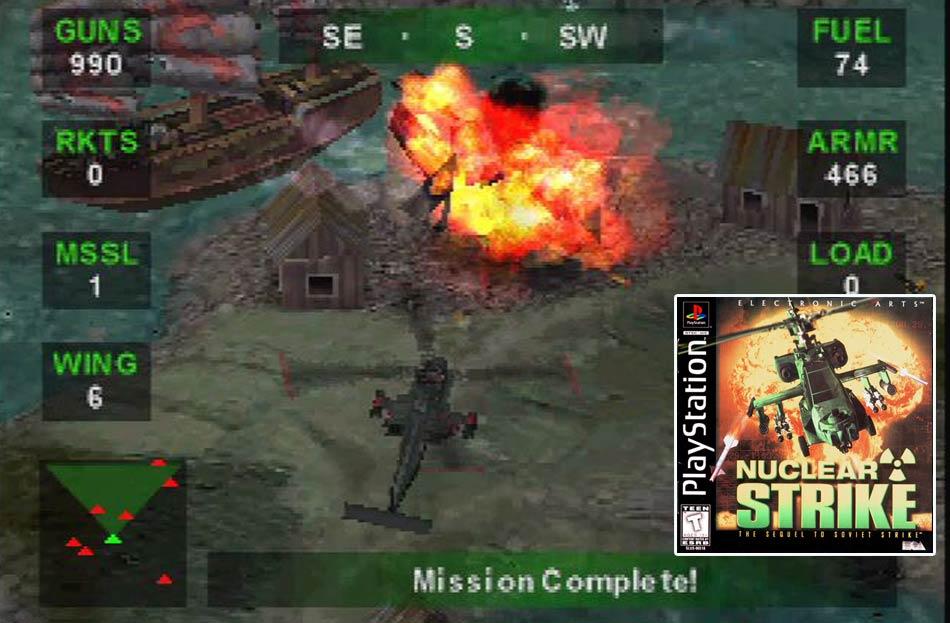Nuclear-Strike